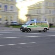 Zeuge-Polizei